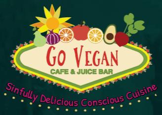 Go Vegan Cafe logo