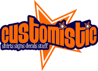customistic logo
